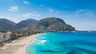 mare e spiagge più belle della Sicilia