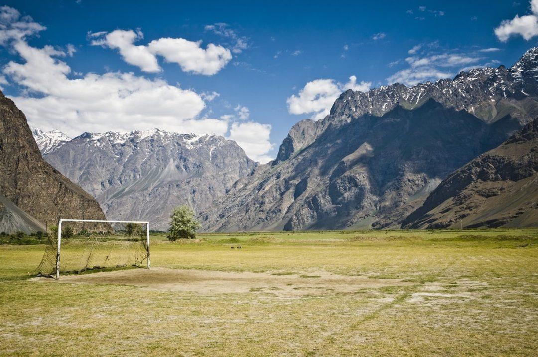 14 campi da calcio incredibili