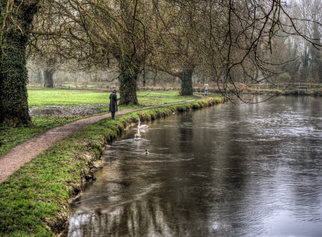 25 fiumi spettacolari da esplorare a piedi