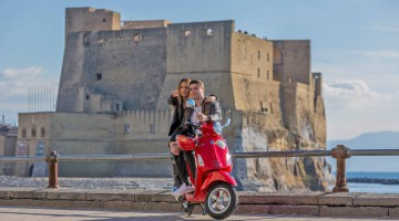 9-Vespa Sightseeing - Tour of Naples-2