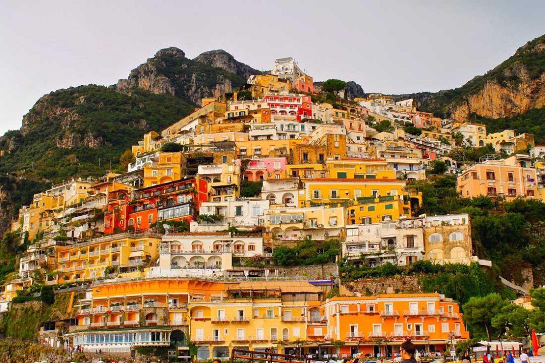 Le 10 città italiane più amate dagli stranieri