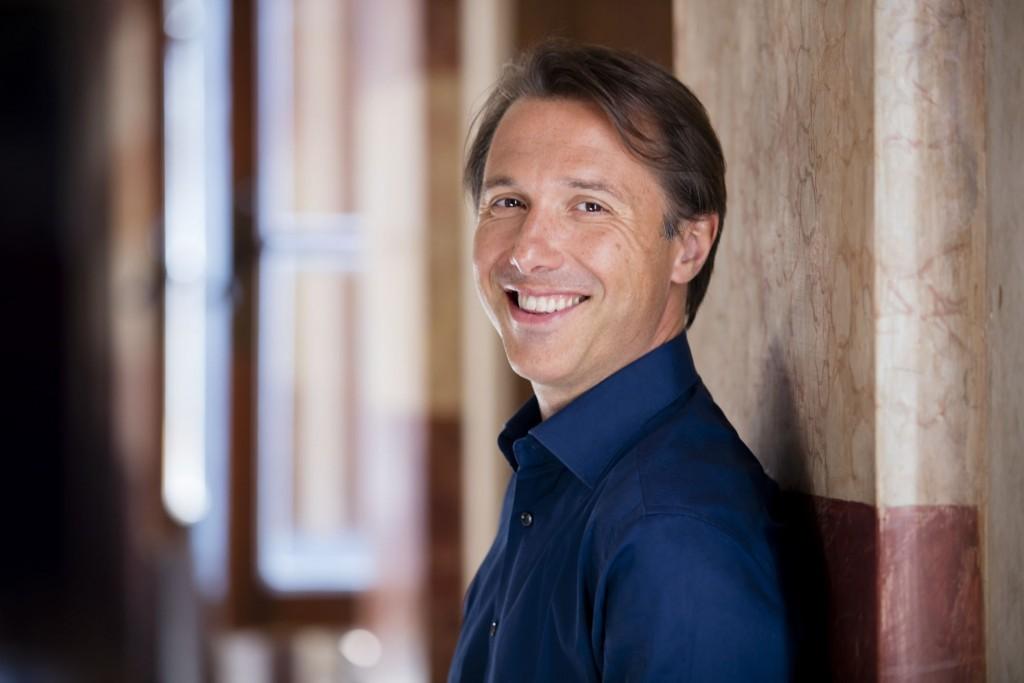 Il pianista Maurizio Baglini, direttore artistico dell'Amiata Piano Festival