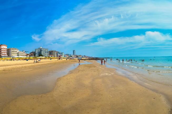 Jesolo spiaggia veneto