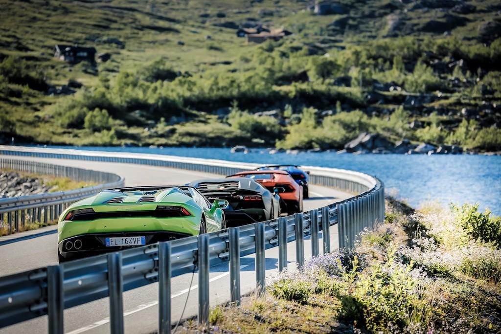 Lamborghini Norway experience-115