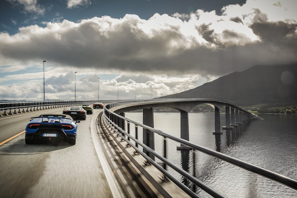 Lamborghini Norway experience-24