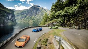 Lamborghini Norway experience-71