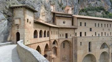 Monastero di San Benedetto Sacro Speco Subiaco