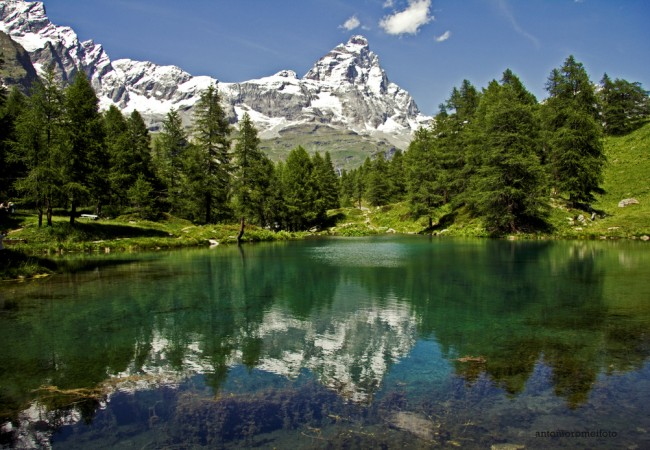 I 15 laghi pi belli d italia nei quali almeno una volta for Disegni di laghi