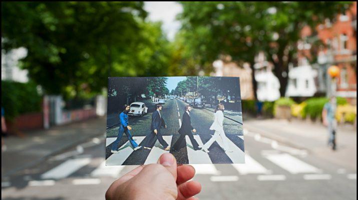 Foto A Londra sulle tracce delle rockstar