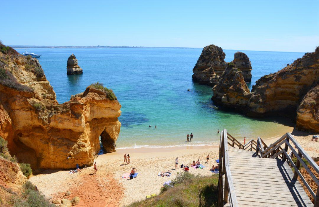 Praia Falesia (Algarve)