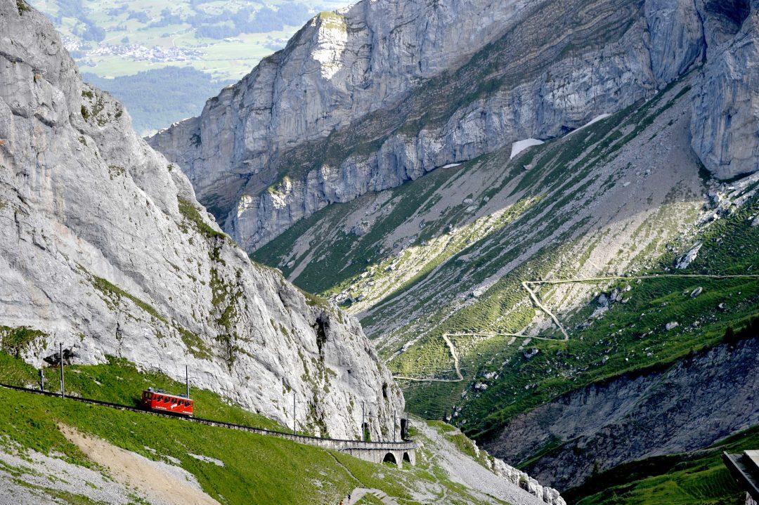 In Svizzera con la redazione di Dove
