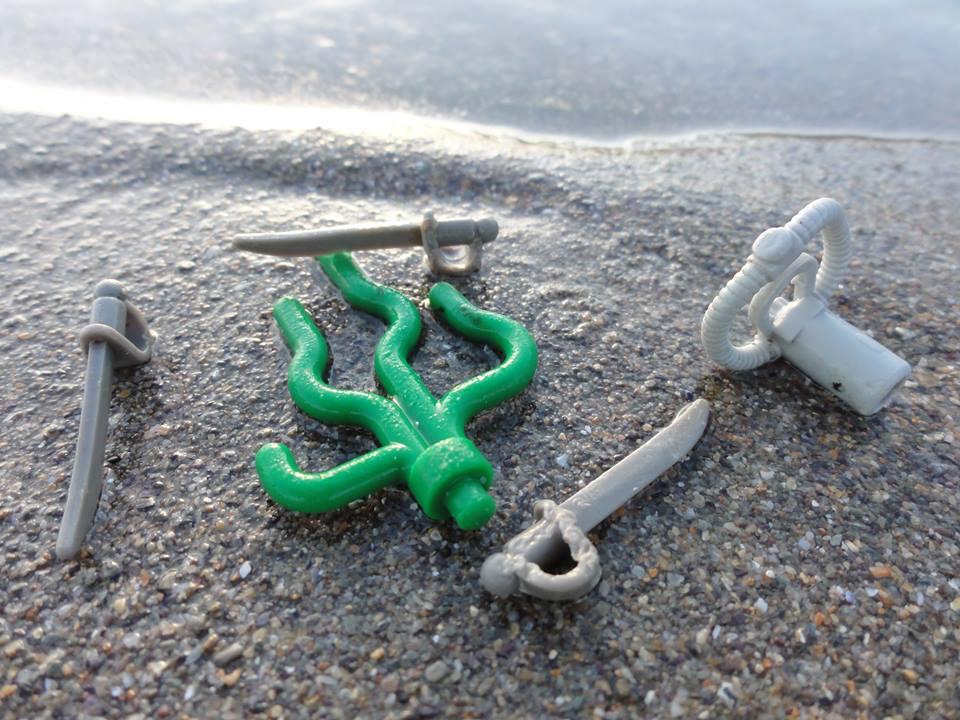 Gli oggetti più bizzarri trovati in spiaggia