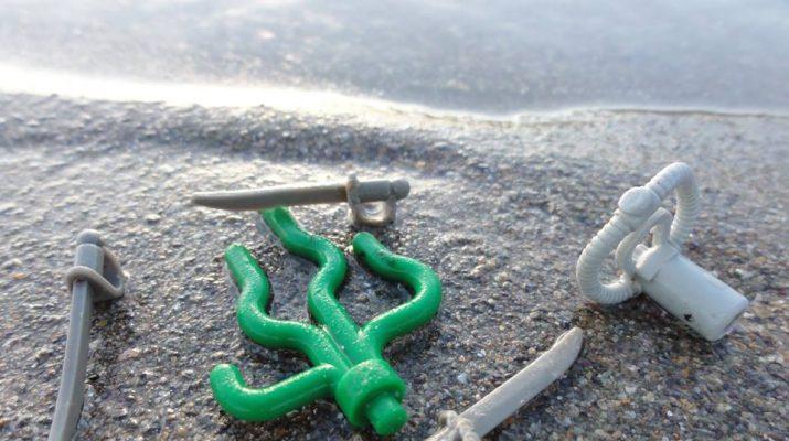Foto Gli oggetti più bizzarri trovati in spiaggia