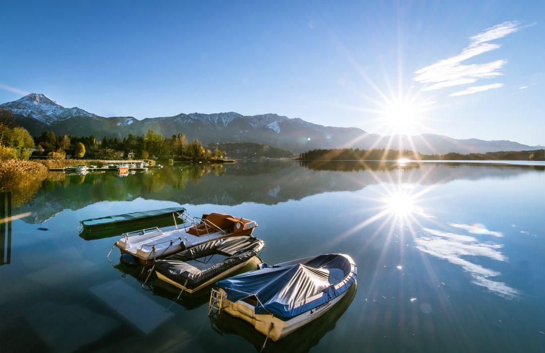 L'Austria vicina: estate slow in Carinzia