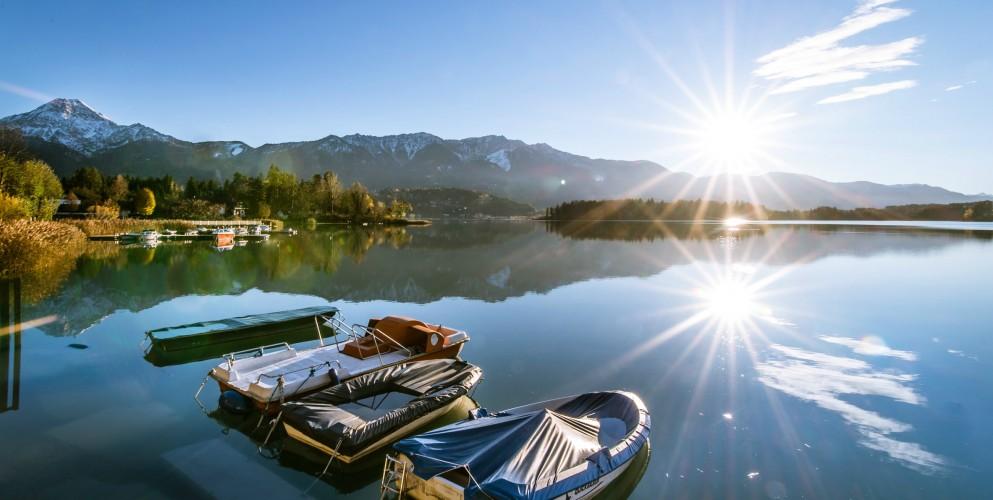 Estate slow in Carinzia: rigenerarsi tra laghi e terme
