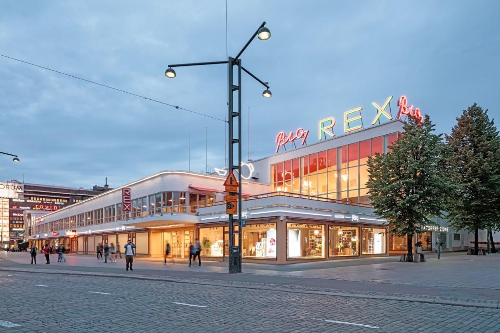 Amos Rex 20180620  Bio Rex, Helsinki
