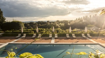 30 Borgo Scopeto Relais piscina
