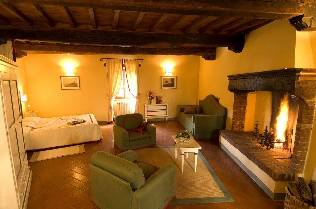 Toscana: alberghi diffusi nei borghi