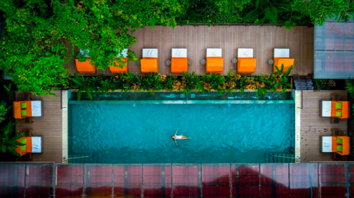 Foto Gli alberghi più belli del mondo
