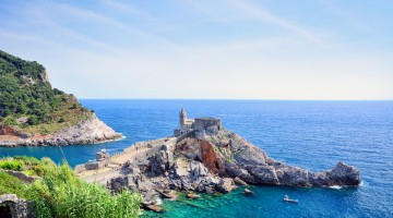 Liguria, weekend tra terra e mare