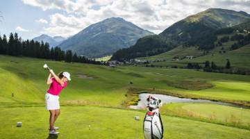 ENGADIN St. Moritz: Golfen in Zuoz
