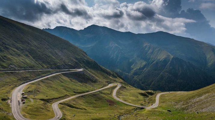 Foto Transfagarasan, la strada da brivido in Romania