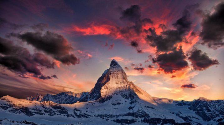Foto Montagne nel mondo: le 20 più belle