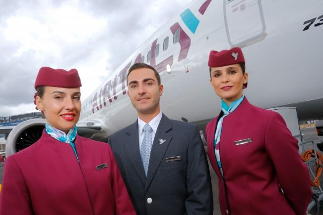 AirItaly_New_Uniforms_Farnborough_Airshow2018