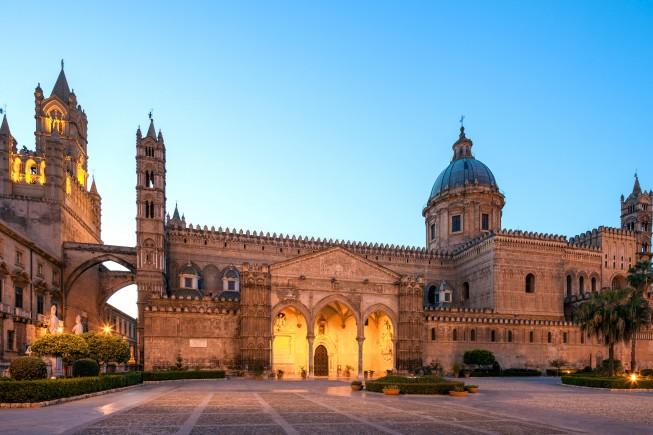 In viaggio con dove a Palermo ponte Immacolata