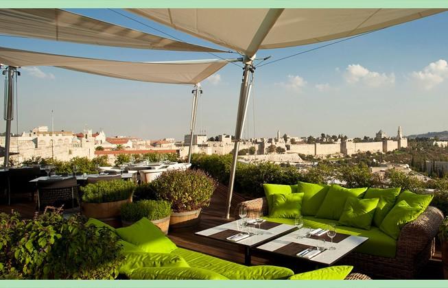 Israele dove viaggi for Boutique hotel gerusalemme