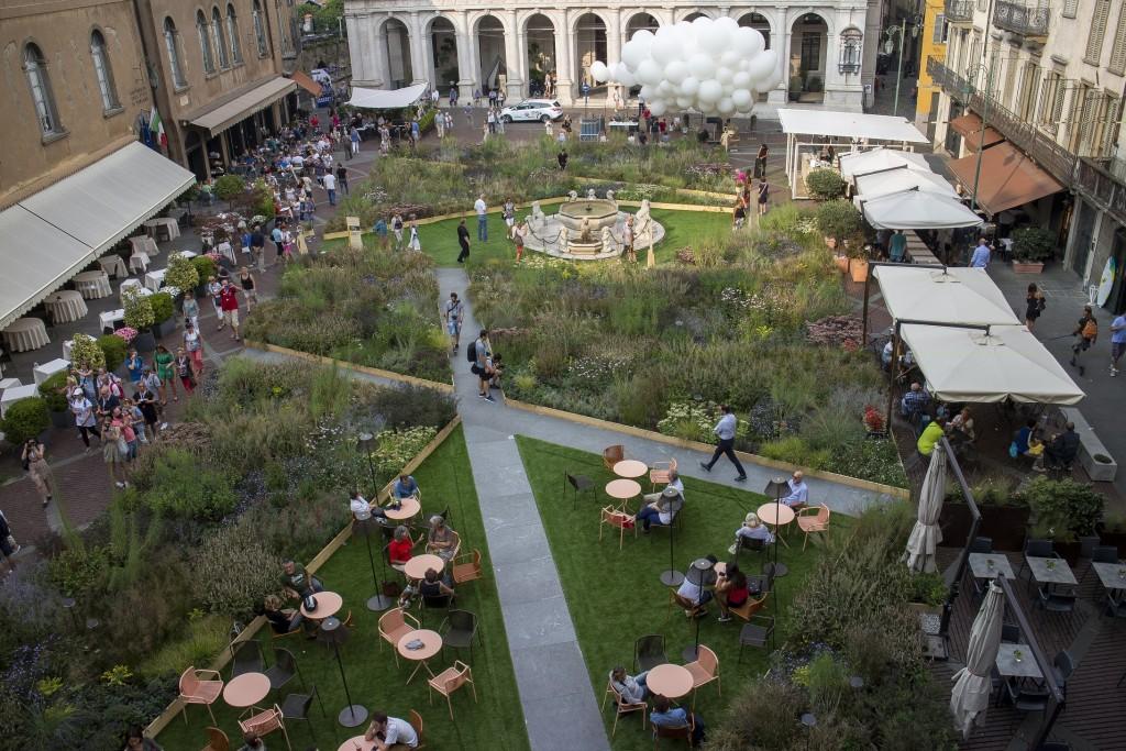 IMDP2018_Green Square by Piet Oudolf_foto Leonardo Tagliabue