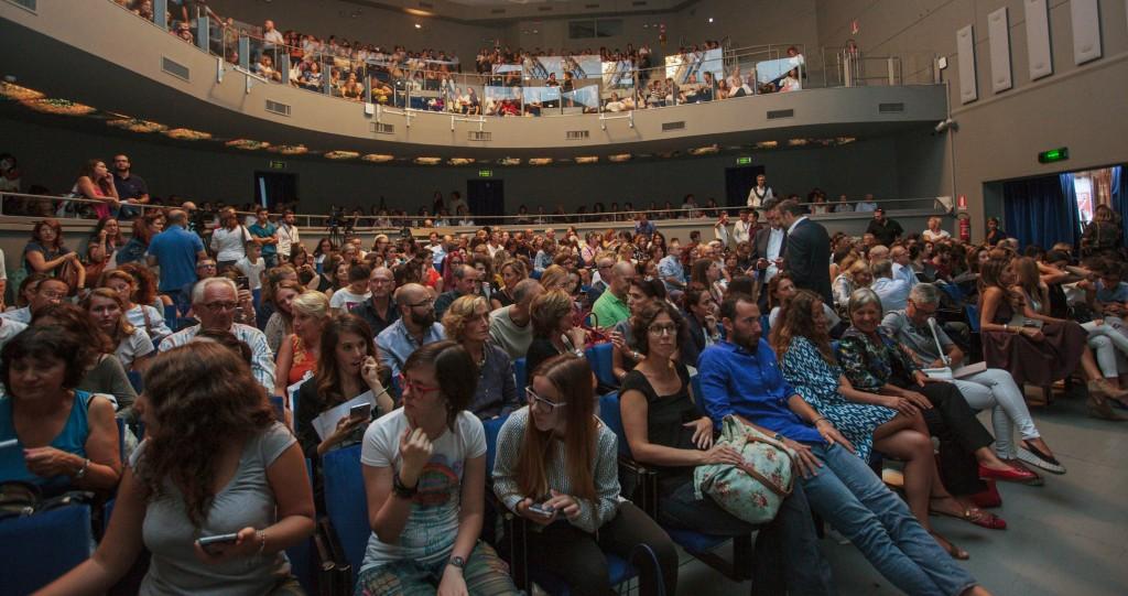 Teatro dell'Arte, Triennale, per Il tempo delle donne.