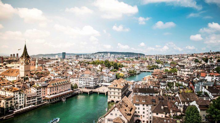 Foto 15 mete e spunti per un weekend in Svizzera in treno