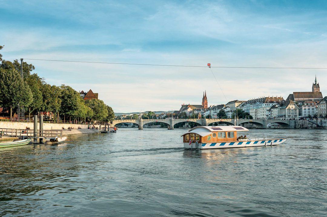 15 mete e spunti per un weekend in Svizzera in treno