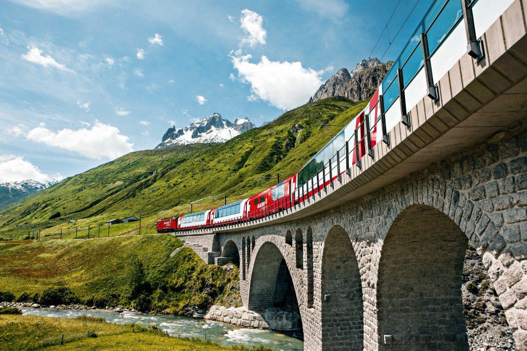 Da St.Moritz a Zermatt