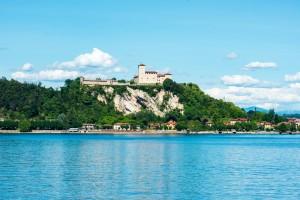 La Rocca di Angera sul Lago Maggiore