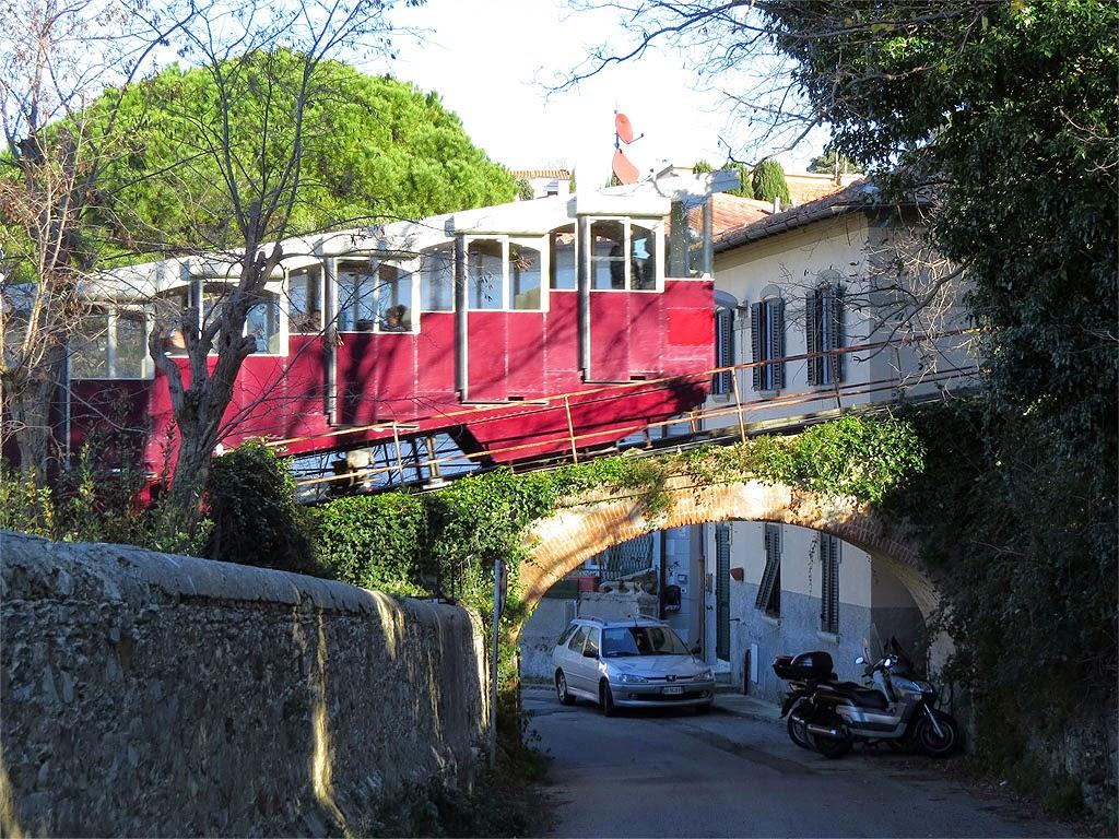 Funicolari d'Italia e d'Europa: ecco le più belle