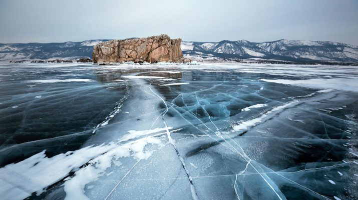 Foto Siberia, i colori del lago Bajkal