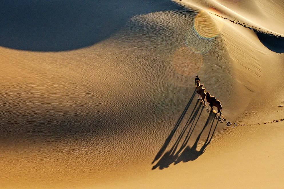 I 15 deserti più spettacolari del mondo
