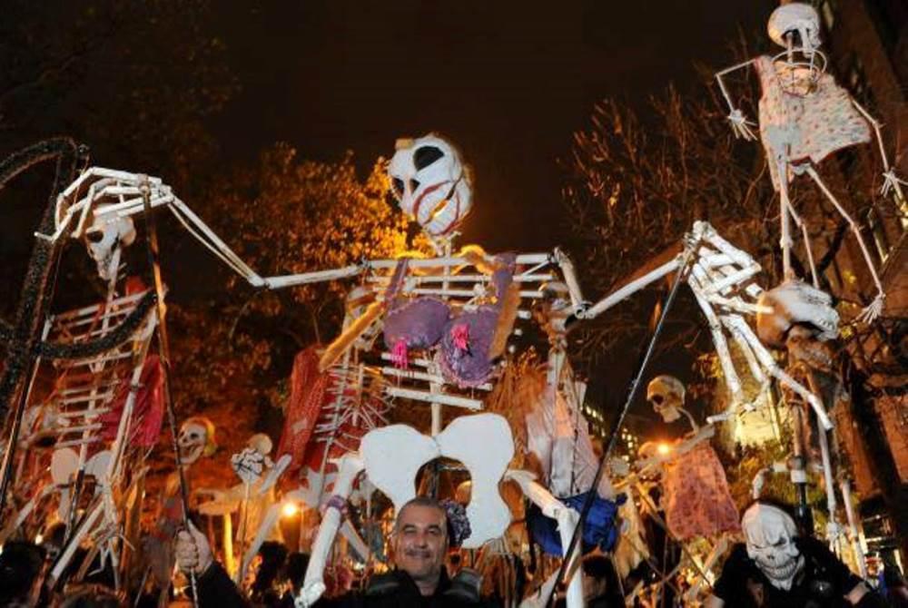 Halloween Parade: le sfilate più horror e divertenti del mondo
