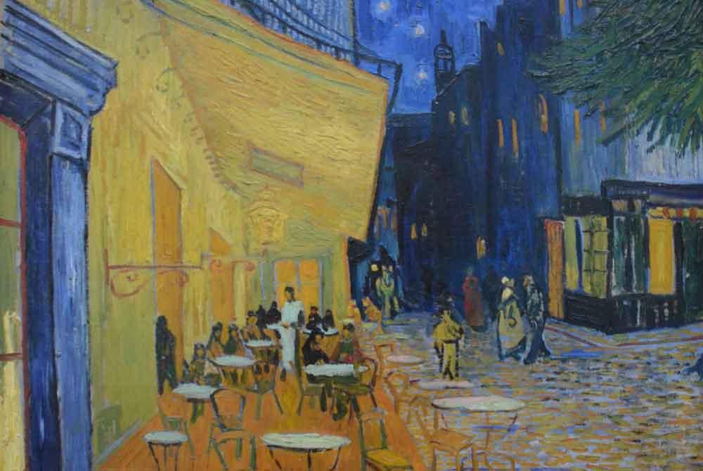 10 luoghi, ritratti in quadri famosi, che esistono e si possono visitare