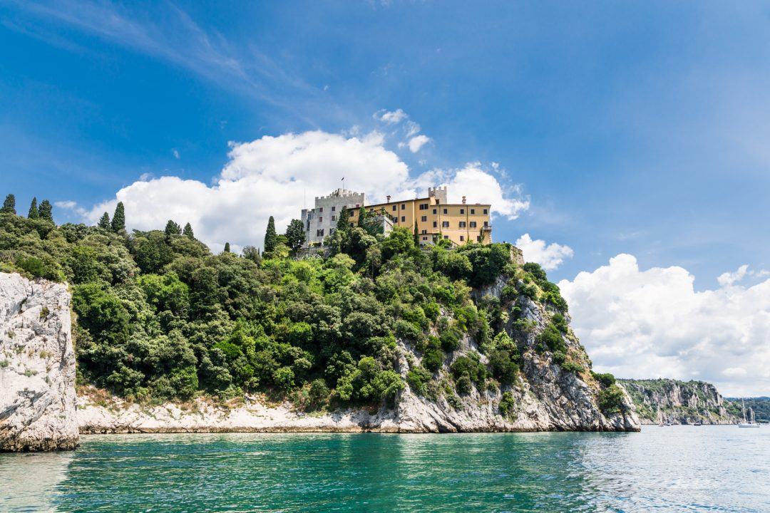Portopiccolo: borgo marinaro chic nel Golfo di Trieste
