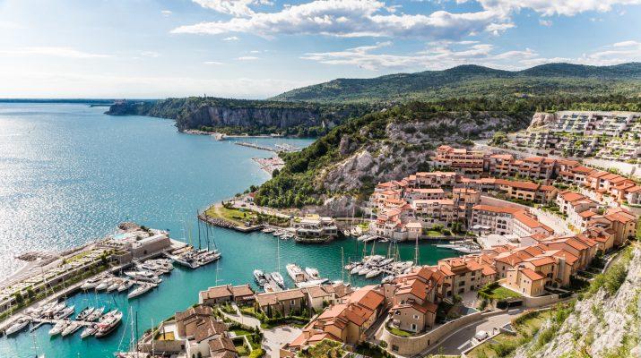 Foto Portopiccolo: borgo marinaro chic nel Golfo di Trieste