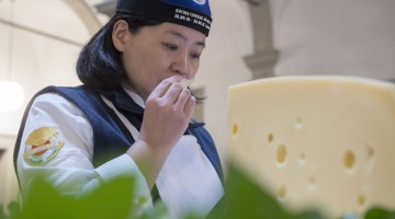 SCHWEIZ SWISS CHEESE AWARDS 2018
