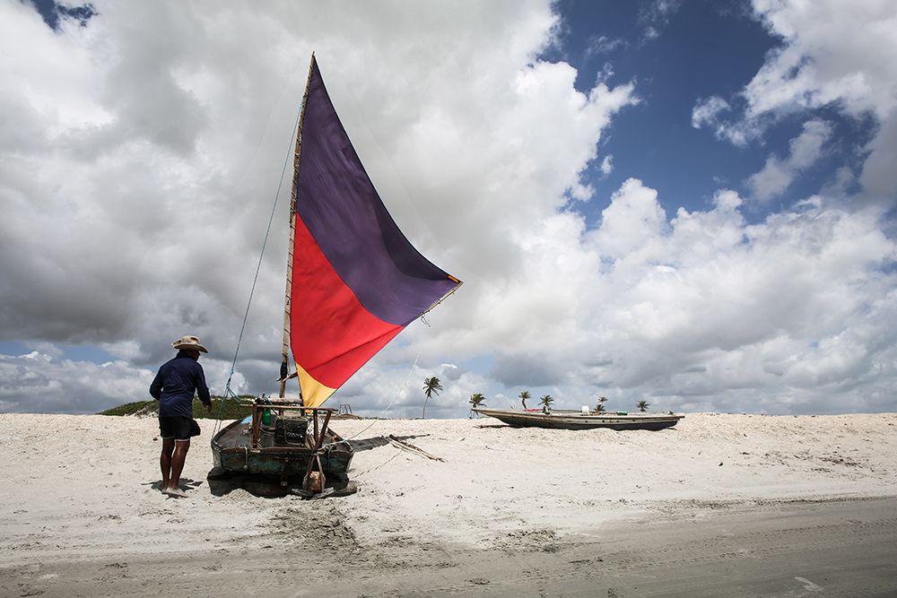 Brasile, dune infinite nel Nordeste