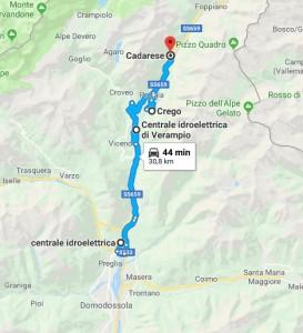 Tour delle centrali idroelettriche