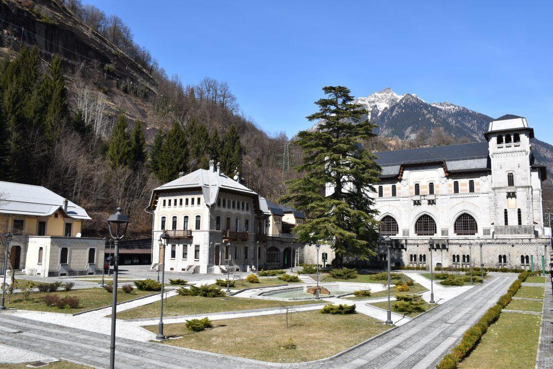 Val' Ossola, Cattedrali dell'energia: Centrale idrolettrica di Verampio