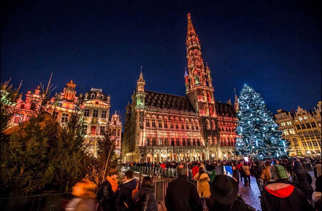 Bruxelles, Belgio (dal 30 novembre al 6 gennaio)