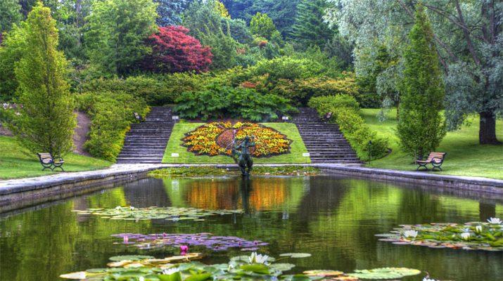 Foto Da Auckland a Zurigo: le città più verdi
