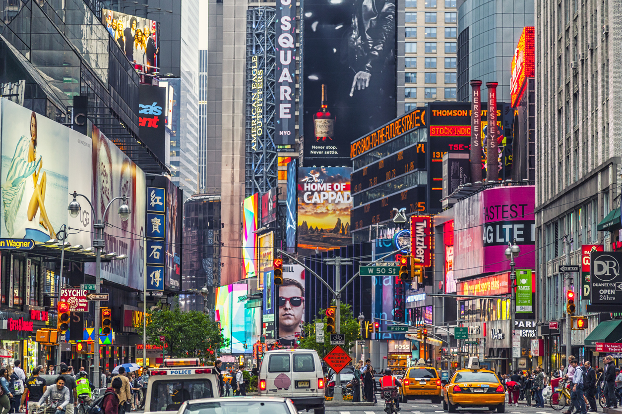 Foto New York al cinema: le 10 location più filmate